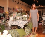 Amy Graham is the owner of One Twelve Home Store, in Roanoke. The store, which opened in May, carries a variety of home decor items.
