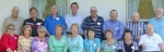 Classmates attended the 50-year reunion of the Warren High School class of 1964 recently.