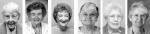 From left are Sr. Dorothy Lengerich, Sr. Millicent Peaslee, Sr. Elizabeth Anderson, Sr. Rose Trudell, Sr. Lucy Vega and Sr. Lucille Martinez.