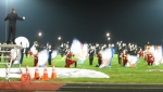 The Marching Vikes will perform a free exhibition Tuesday, Sept. 22, at 7 p.m. at Kriegbaum Field.
