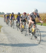 The sixth annual Huntington On/Off-Road Bicycle Challenge will be held this weekend, Sept. 19 and 20, and will include a two-day 140-mile race, which is shown here from last year.