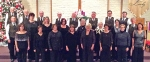 Choir members from multiple area churches will present a Christmas musical at Evangelical United Methodist Church on Dec. 14, 15 and 17.