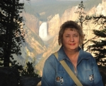 Andrews resident Pam Crone, pictured here on a vacation she planned, has started Bucket List Tours with Pam, a travel service specializing in group trips for Senior Citizens.