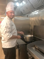 Anthony Sochowicz is the executive chef with Compass Group of America – Morrison Community Living. Heritage Pointe of Huntington has announced that it entered into a partnership with the company on Nov. 1 that will result in changes to the facility's dining services. Photo provided.