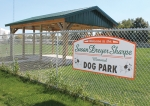 A dedication ceremony for the Susan Dreyer Sharpe Memorial Dog Park will be held this Saturday, Oct. 4.