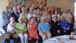 The Huntington High School class of 1950 recently held its 60-year reunion at LaFontaine Golf Club recently.