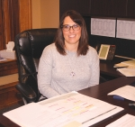 Kim Hostetler is the new executive director of the Huntington Countywide Department of Community Development. A longtime employee of the department, she was promoted to its top job on Jan. 21.