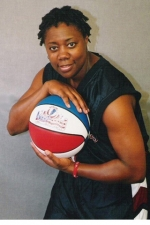 Coach Lade Majic will lead the Harlem Ambassadors basektball team into Huntington on Wednesday, Oct. 14, for an evening of slam dunks and smiles.""
