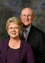 Betty (left) and Lynn Mefferd will be honored by the New Hope United Brethren Church on Sunday, May 31, as they retire their ministry.