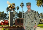 Roanoke native Caleb Boller is serving as a petty officer 3rd class with the United States Navy's Construction Force, better known as the Seabees. Boller works as a builder and is located at a construction battalion center in Port Hueneme, CA.