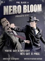 'Nero Bloom: Private Eye' returns to Huntington University for a free screening and DVD release party on Friday, Dec. 11.