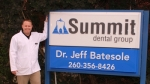 Dr. Jeff Batesole runs Summit Dental Group Huntington, which was formerly the practice run by longtime Huntington dentist Dr. John E. Regan. In April, Batesole took over the practice, which is located at 650 Cherry St., Huntington.