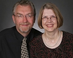 Dr. David and Sherry Nichols will be the healing ministers for a Healing Festival at Hier's Park.