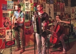 O' Sister, Brother, featuring (from left) Kyle Jackson, Tyler Gault and Bennett Spickelmier, is the featured band for Music in the City on Saturday, June 25.