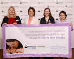 Parkview Huntington Hospital has been honored for working to reduce the number of babies born before the end of the 39th week of pregnancy.