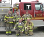 Roanoke Volunteer Firefighters will help serve a pancake and sausage breakfast Sunday, March 28, to raise money to buy a thermal imaging camera for the fire department.