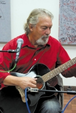 """Fred Rothert leads Freddy & The Hot Rods, featured performers in the """"Cruise the Cottage"""" oldies rock show July 19 at the Cottage Event Center, in Roanoke."""