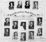 The Rock Creek Center High School Class of 1949 will be among the honored classes at the Rock Creek annual alumni luncheon on Sept. 21.