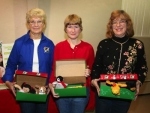 Operation Christmas Child is underway, in which donors fill shoeboxes with school and health supplies and toys for less fortunate children in other countries.