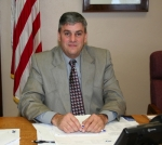 Huntington County Commissioner Tom Wall was voted 2015 president of the commissioners at their Monday, Jan. 12, meeting.