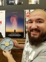 """Ben Crane, a Huntington University senior from Richmond, wrote, directed and edited """"Redshift,"""" a student film that won """"Best of Fest"""" at Chicago's Windy City International Film Festival."""