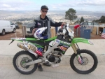 Huntington native Duell Murphy was one of 34 riders that recently competed in the 2010 FIM International Six Days Enduro for Team USA, in Morelia, Mexico. Murphy has been racing competitively since age 10.