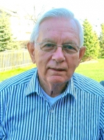 """Dr. Gerald Miller, a physician in Markle for over 40 years, has written a book with his daughter, Shari Miller Wagner, titled """"Making the Rounds: Memoirs of a Small-Town Doctor"""" about his time practicing medicine."""