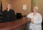 Huntington County Superior Court Magistrate Jennifer Newton (left) and Probation Officer Desiree Fritcha will head up the county's new Drug Court program, which is expected to begin in January, thanks to a grant awarded through the Justice Reinvestment Advisory Council.