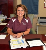 Aimee Lunsford takes over as principal at Flint Springs Elementary School after a 10-year stint with Rochester Community Schools and Tippecanoe Valley.