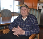 Harold Billington served more than three years in Hawaii during World War II and, after a lifetime of farming, now resides at Markle Health & Rehabilitation.