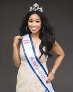 Lovely Bowers, of Huntington, holds the title of Mrs. Huntington County and will represent the county at the Mrs. Indiana America Pageant, set for Saturday, May 4, at the Century Center, in South Bend.