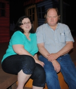 Cynthia Smyth-Wartzok and Ron Wartzok have been involved with Pulse Opera House in downtown Warren since 1986. The historic building was built in 1884 by Civil War veteran Silas Pulse.