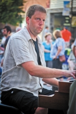 Eric Clancy will perform at this year's JeFFFest. The event, sponsored by the LaFontaine Arts Council and Four Corners Custom Framing, is Sunday, June 22, from 6 p.m. to 8:30 p.m. in downtown Huntington.