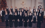 """The Evangelical United Methodist Church Adult Choir will perform the Christmas musical, """"A LIght Still Shines,"""" on Thursday, dEc. 10, and Saturday, Dec. 12, at 7 p.m. both days, at the church, located at 1000 Flaxmill Rd., Huntington."""