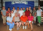 The adult open class winners from the Huntington County 4-H Fair pose for a group shot at the fair.