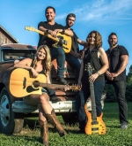 Hubie Ashcraft kicks off three nights of free entertainment at the Roanoke Fall Festival. The band brings its country tunes to Roanoke Park on Thursday, Sept. 10, at 7 p.m.