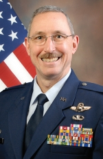Col. Patrick R. Renwick, comander of the 122nd fighter Wing, will speak during the Huntington University Foundation breakfast on Nov. 9.