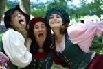 The Nickel Shakespeare Girls will be one of the main entertainers at the Renaissance Faire, sponsored by the Huntington Jaycees. The event will be held May 27 through 31.