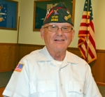 Jerry Walling, who earned a Purple Heart during the Vietnam War, says he's proud of his military service.