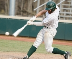 Dalton Combs, a 2017 Huntington University graduate who starred on the baseball team, will be continuing his baseball career with the San Francisco Giants organization after being selected by the team in the 35th round of the Major League Baseball Draft on Wednesday, June 14.