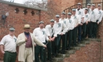 The Huntington Champion Hill Toppers Vintage Baseball Club will play its first home game of the 2010 season on May 14 at Lake Clare.