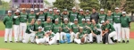 The top-seeded Huntington University baseball team won the Crossroads League Tournament on Wednesday, May 10, with a 15-3 victory over third-seeded Marian University at Taylor University. The Foresters will now travel to Montgomery, AL, for the NAIA National Championship Opening Round where they will play St. Thomas University today, Monday, May 15. Pictured are (sitting from left) Mason Coy, Shea Beauchamp and TJ Lindstrand, (kneeling from left) Tyler Zimske, Jake Hansen, Hunter Losekamp, Andy Roser, Jamar Weaver, Andrew Natividad, Matt McKinney, Kyle Selvey, Drew McLochlin, Blake Gray and Colton Punches and (standing from left) Assistant Coach Mark Flueckiger, Student Assistant Dan Wilcher, Dalton Combs, Tanner Wyse, DJ Moore, Tyson Dietrich, Connor West, Caleb Landrum, Assistant Coach Thad Frame, Michael Crowley, Tarrin Beachy, Ryan Bethel, Dylan Henricks, Dax McLochlin, Mason Shinabery, Adam Roser, Will Coursen-Carr and Head Coach Mike Frame.