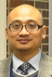 Dr. Santosh Maharjan.