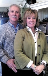 Rod and Jeannie Myers, of Town and Country Flowers, Gifts & Interiors in Huntington, have been designated as FTD Master Florists.