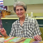 Sister Grace Marie Samblanet was the recipient of the Eunice Coates Spirit Award presented during the 2012 Huntington County Relay for Life. Nominations for the 2013 award are currently being accepted.