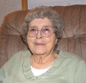 Vera Stetzel has been a member of the Union Thrifty Club for 72 or 73 years — not many years less than the 100 years the club's parent organization, the Indiana Extension Homemakers, has been in existence.