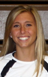 Allyson Wygant piled up 53 wins in two wins in the Noblesville Invitational on Saturday, Sept. 8.