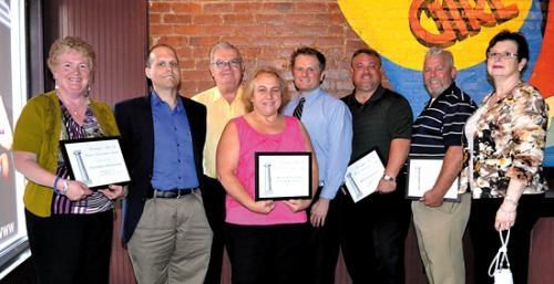 Huntington Alert Presents Its First David A Schenkel Memorial Award