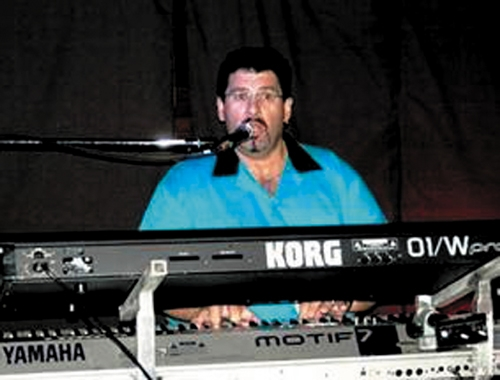 Nick Boulse is keyboardist and vocalist for the Indianapolis-based band Klas, which will perform Sept. 13 during a benefit for Riley Hospital at the Cottage Event Center in Roanoke.