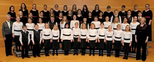 The Children's Choir of Huntington County will mark its 20th anniversary with a concert on Saturday, April 20, at 6:30 p.m. at College Park Church.